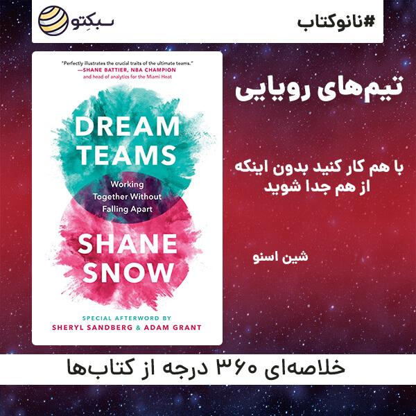 خلاصه کتاب تیم های رویایی